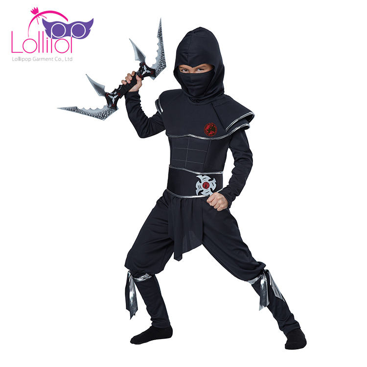 Kids cheap costumes boys ninja halloween costumes on sale
