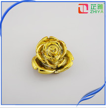 wholesale the new flower resin cabochon