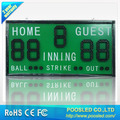 led score banner \ led score billboard \ led score panel