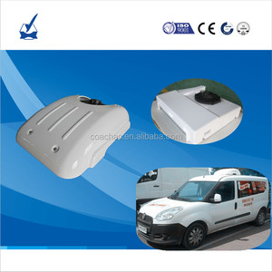 Electrical roof mounted DC Battery powered 12V Transport Cooling Refrigeration unit for van Reefer