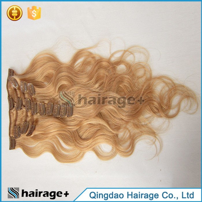 New Fashion Afro Kinky Curly Clip In Hair Extensions