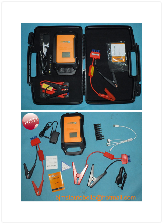 New 36000mAh Auto Jump Start MST-SOS3 start 12V&24V car, bus, truck, construction machinery vehicles multi-functional power tool