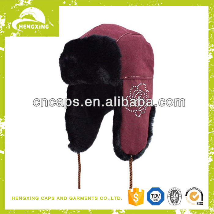 EARFLAP FUR WINTER HAT/RUSSIAN HAT WINTER HAT/HAT
