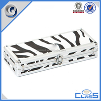 Professional factory supply aluminum eva cut-foam hand tool box