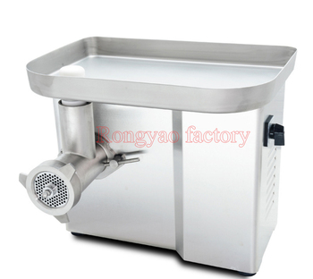 commercial meat grinder commercial home dualuse grinder meat mincer stainless steel bench grinder