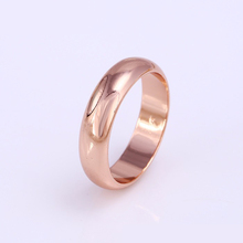 11908 Popular fashion jewelry, latest gold finger ring designs, Engagement Wedding Gold Ring Without Stone