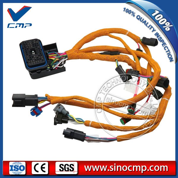 electric parts 195-7336 engine wire harness for excavator E 325C