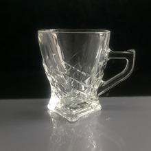 New arrived wholesale lipton glass tea cup