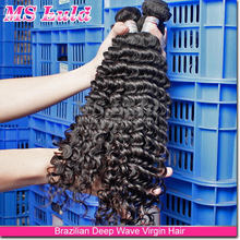 2015 new design virgin human hair price natural curly hair weave