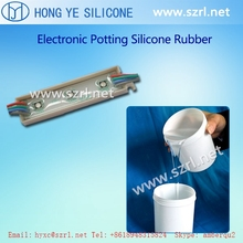 LED Liquid ge Silicone electronic encapsulating silicone for led