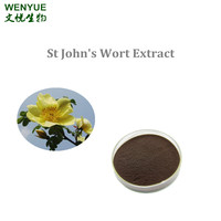 Factory supply st. johns wort extract/st.john's.wort P.E/hypericum perforatum extract