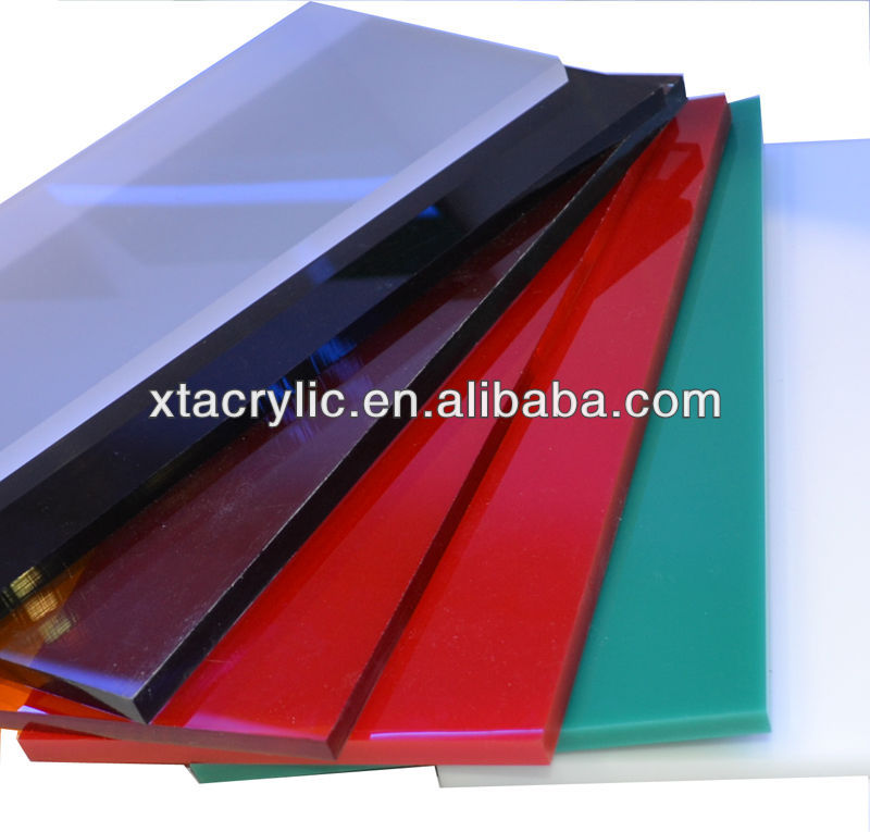 high quality acrylic plexiglass sheets for buyer at a good price