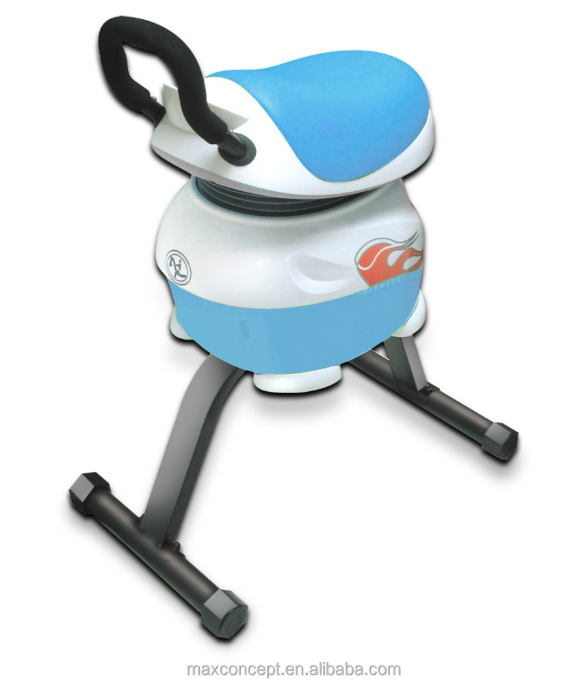 Electronic fitness Rider power rider exercise machine