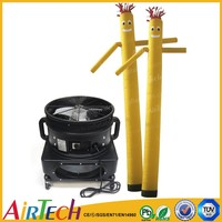 sky dancer and blower,air dancer blower,hot air blower
