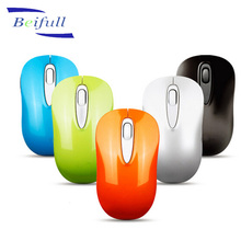 Shenzhen Branded cute Multicolor oem mouse with UV bright oil surface