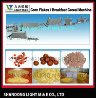 Wheat flakes making machine