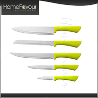 Quick Response ITS Compliance Hotelware Color Knife Set