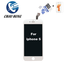 For iphone 5 lcd replacement display digitizer for iphone 5g mobile phone lcds