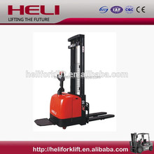 Warehouse Battery 1.6t electric stacker price
