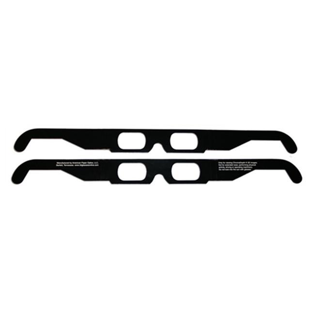 Wholesale Disposable Passive Reald Paper 3d Movie Glasses