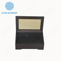 high quality wooden lacquer box, wood music box, artistic style box