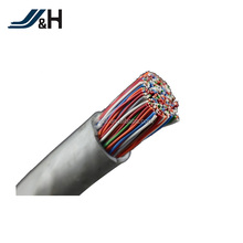 5 to 150 pair air core jelly fill underground telephone cable