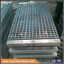 Grid drain grate trench cover steel