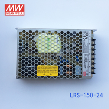 Meanwell Switching Power Supply 24V 150W 12.5A LRS-150-24