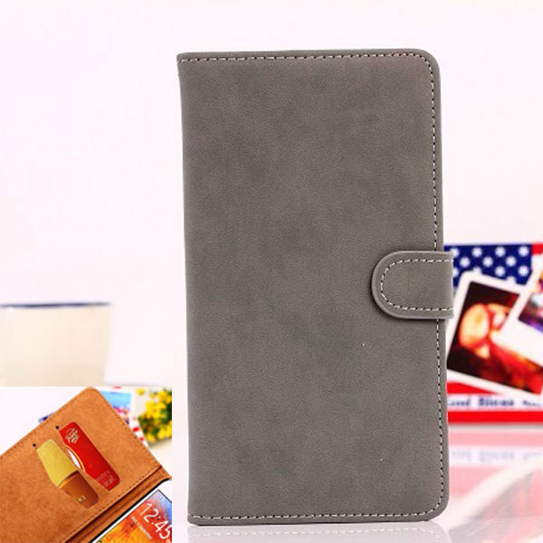 retro book leather case for samsung galaxy note 3 Shenzhen supplier