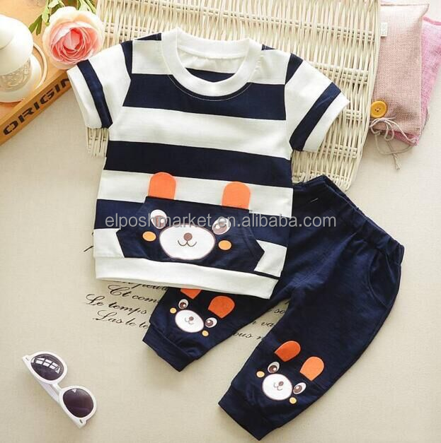 Hot Sale Personalized Cotton Kids Boutique Clothing