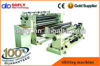 fully automatic and small corrugated box creaser slitter machine