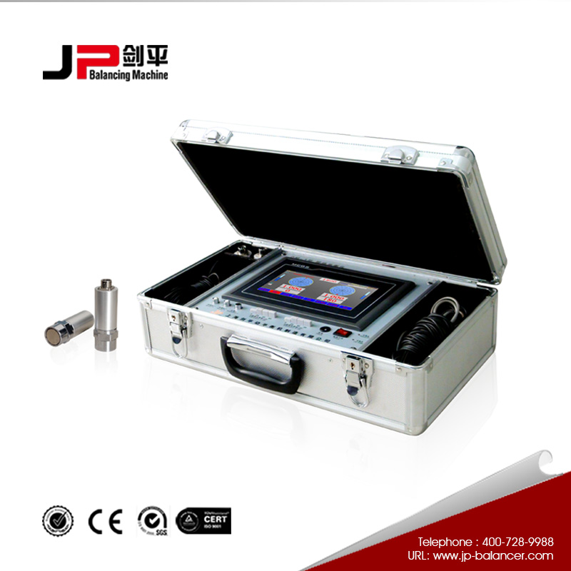 2017 High quality balance testing equipment / balancing machine balance jp