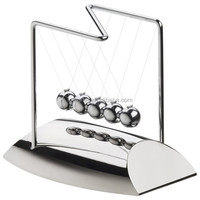 Newton Cradle Newton's pendulum construction Ideal Promotion products