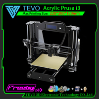 3D printing machine transparent acrylic frame 3d printer machine