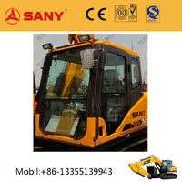 excavator cabin for SANY XCMG and PC Series excavator in store