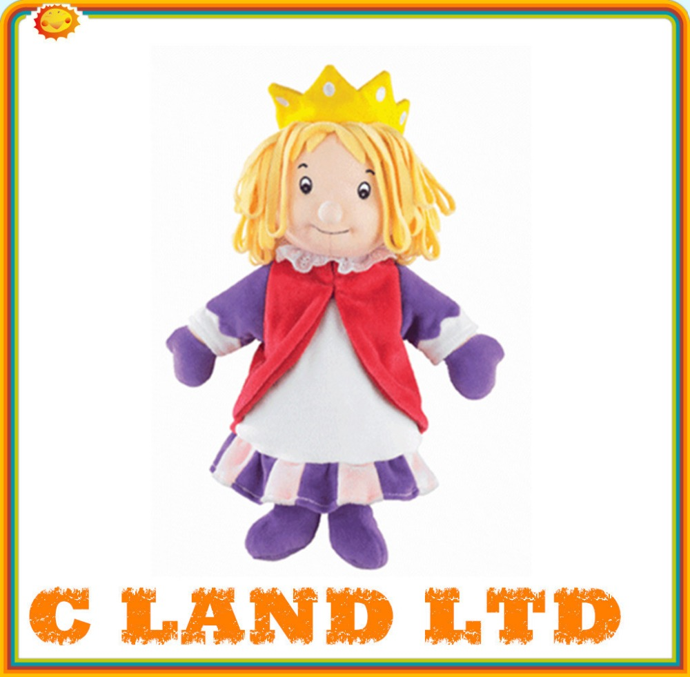 wholesale Cute voice princess toy plush girl dolls