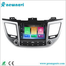 double din 8 inch car gps navigation auto android 6.0 car dvd with 3g&wifi for Hyundai Tucson 2015/Hyundai IX35