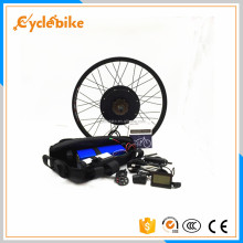 Online sell powerful 48v 1000w electric bicycle wheel kit