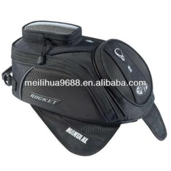 Magnetic mount system Reflective piping Motorcycle tank bag