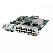 Service Modules SM-ES3-16-P for 2900 and 3900 Series Routers