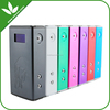 Intelligent digital box mod 4000mah 53w e cig Jellyfish box mod