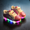 oem cheap hottest china wholesale shoes kids baby led light shoes manufacture,cheap golden led flashy shoes for kids
