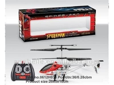 Novelty-3.5ch Remote control plane (die-cast)/radio control helicopter 9050