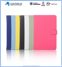 Flip Book style leather case for ipad mini 4