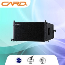 Passive speaker+line array+pro sound outdoor line array+China sound system