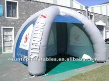 advertising product air inflatable promotion tent for sales