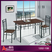 cheap wholesale rubberwood dining tables