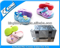 2014 High quality EVA garden shoes mould