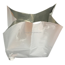 Side gusset aluminum foil stand up pouch for lamination