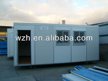 Portable outdoor room/ prefab house exported to Australia